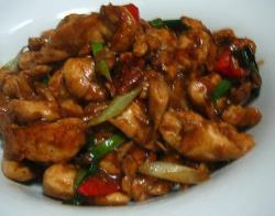 Chicken Fillet Chinese Stir-Fry