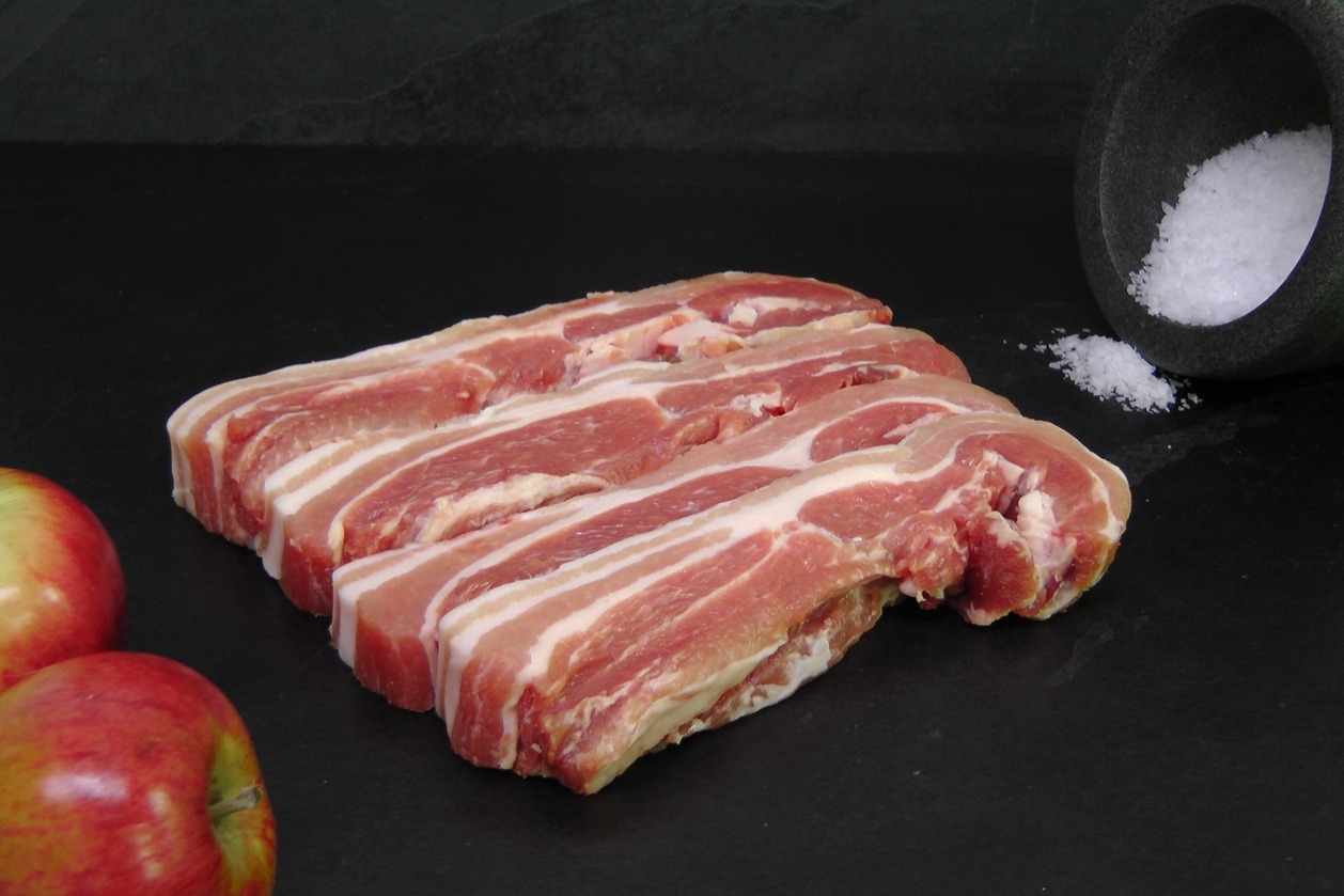 Free Range Belly Pork Slices