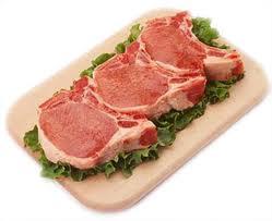 Free Range Pork Chops