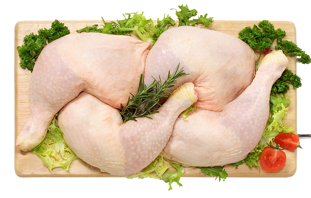 Free Range Chicken Whole Leg Portions