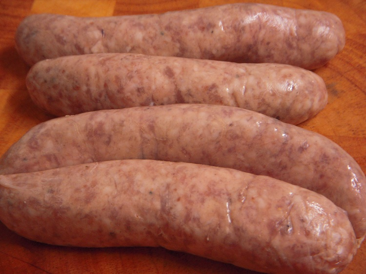 Jubilee Sausages