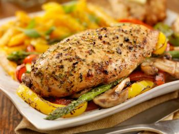 ... Online Butchers Shop / Poultry / Ginger Lemon & Chilli Chicken Fillets