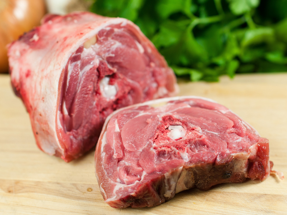 Prime Stewing Lamb